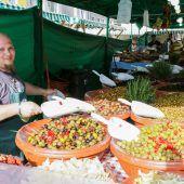 Italienische Spezialitäten am Dornbirner Marktplatz