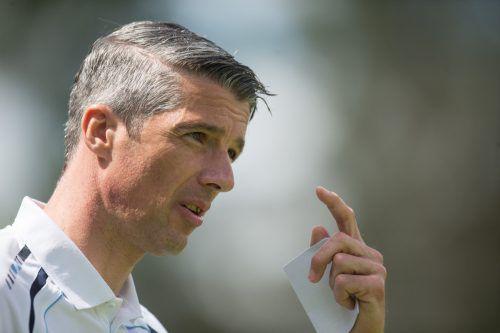 Bernhard Summer hört mit Saisonende als Coach des FFC Vorderland auf.VN-Sams