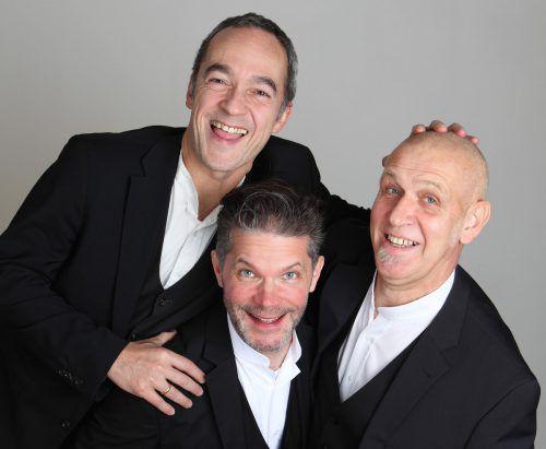 Bissig, manchmal makaber und böse, aber auch schwermütig, tiefgründig und verträumt klingt das Trio Lepschi aus Wien.Lepschi/ Julia Maetzl