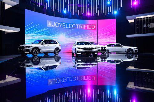 BMW hat sein Plug-In-Hybrid-Angebot deutlich ausgeweitet.