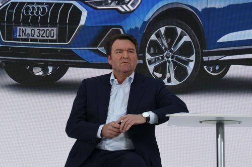Bram Schot schwört sein Management auf ein herausfordendes 2019 ein. AFP