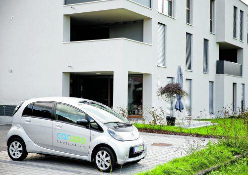 Carsharing-Angebot vor der eigenen Haustür: Der Nutzen ist immer immens.