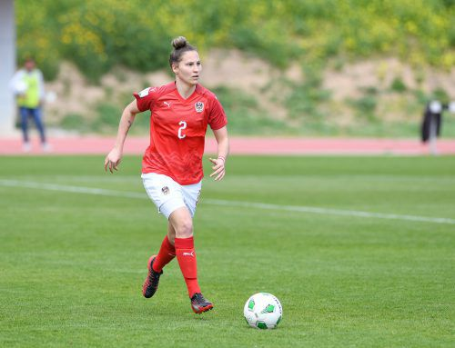 Bitte warten heißt es für Sabrina Horvat beim ÖFB-Team und der Klubsuche.ap