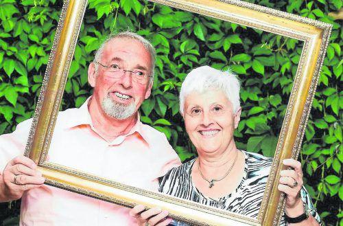 Das Jubelpaar wünscht sich noch viele glückliche, gesunde und gemeinsame Jahre. privat