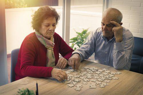 Das Leben mit einem Demenzkranken ist für die betreuenden Personen meist eine große Herausforderung und Geduldsprobe.DEMENZ