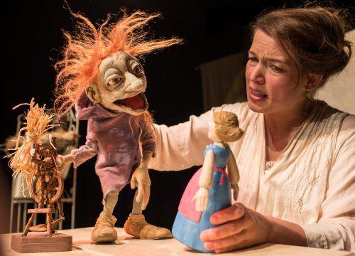 Das Theater Anna Rampe sorgt dafür, dass sich Kinder ins Theater verlieben. KLAUS ZINNECKER