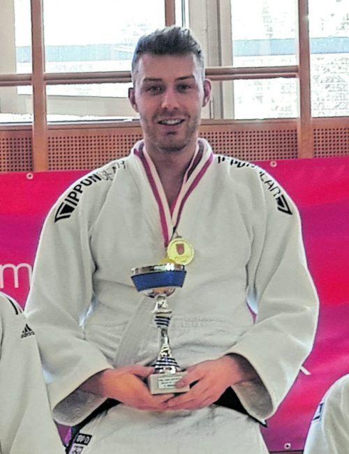 David Böhler triumphierte in der 90-kg-Klasse und im Open.Verein