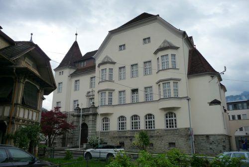 Der 27-Jährige musste sich am Bezirksgericht Dornbirn verantworten. lang