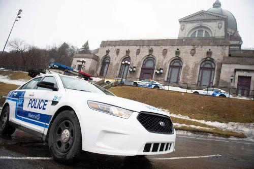Der Angriff ereignete sich während der Frühmesse im St.-Josephs-Oratorium. afp