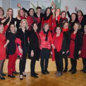 Frauenchor feiert 40-Jahr-Jubiläum
