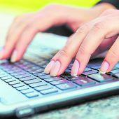 Noch Restplätze für den VN-Kurs Tastaturschreiben für Anfänger