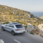 Autonews der WocheNächste Macan-Generation wird zum reinen Elektro-SUV / Tesla ist größter E-Auto-Hersteller / VW Touareg mit neuem Achtzylinder-Diesel