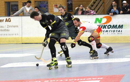 Der RHC Dornbirn möchte gegen Wimmis einen großen Schritt in Richtung Halbfinale machen.RHC