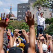 Guaidó plant Sturm auf Caracas