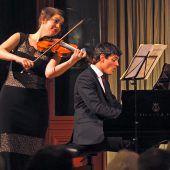 Ein Kammermusikduo mit großer Zukunft