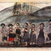 Aufmüpfige Weiber führten Krumbacher Aufstand an