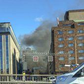 Schreck nach Busexplosion in Stockholmer Zentrum