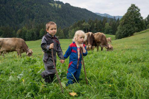 Die Alpen sind ein Idyll für Groß und Klein. Ist es mit der Unbeschwertheit nun endgültig vorbei? L. Berchtold