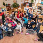 Das Hegen und Pflegen der Volksschulen