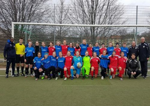 Die FC Dornbirn Ladies gewannen in der bayerischen Landeshauptstadt.mima