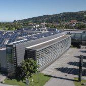 Offsetdruckerei baut Photovoltaik aus
