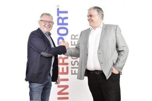 Die GesellschafterErhard Fischer (80 Prozent) und Tobias Stergiotis (20 Prozent) eröffnen am 4. April in Feldkirch den nächsten Standort. Fa/Kuenk