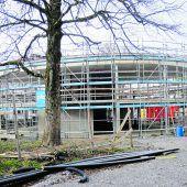 Mehrausgaben für zwei Dornbirner Bauprojekte