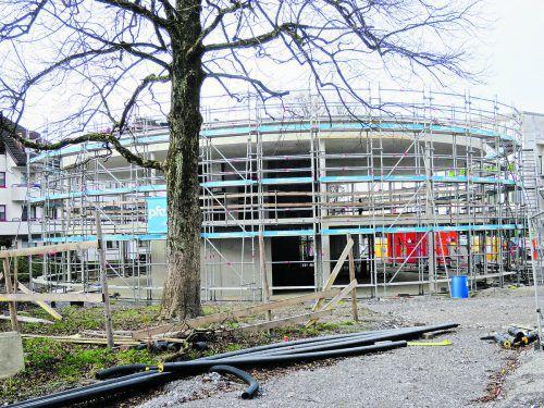 Die Kosten für die Stadtbibliothek steigen um fast eine Million Euro an.HA