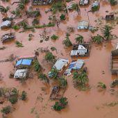 Heftiger Regen dauert an: Mosambik erklärt Notstand