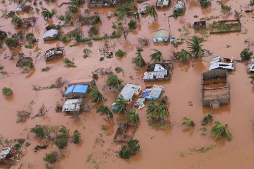 Die Lage in Mosambik droht sich wegen anhaltender Regenfälle weiter zuzuspitzen.