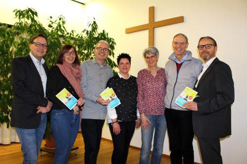Die Leiblachtaler Pfarrgemeinden laden morgen, 15. März, um 19.30 Uhr zur Auftaktveranstaltung des Glaubensforums 2019 ins Lochauer Pfarrheim. BMS