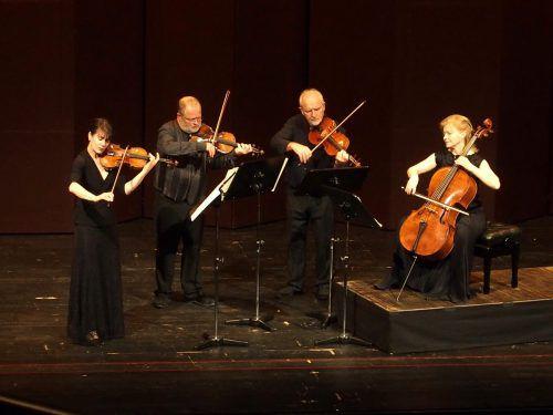 Die Mitglieder des Brodsky Quartetts gelten zurecht als wunderbare Klangtüftler. ju