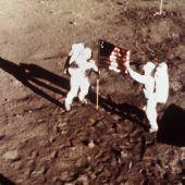 Trump drängt auf Mondmission