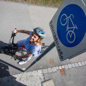 Die Radfahrer im Land machen mobil