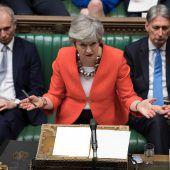 May bittet um Brexit-Aufschub