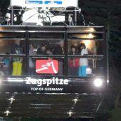 Stromausfall stoppte Zugspitzbahn