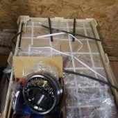 1,5 Tonnen gefälschte Rollenlager