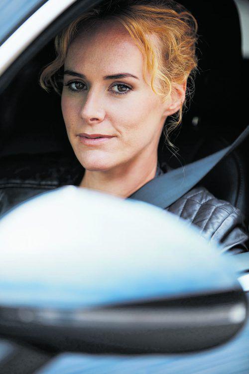 Die Schauspielerin Anna Elsässer ist vielseitig engagiert. ADOLF BEREUTER
