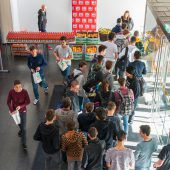 Gesunde Jause-Aktion mit Abschluss an der HTL Bregenz