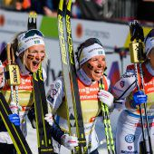 Schwedinnen schocken Johaug und Co.