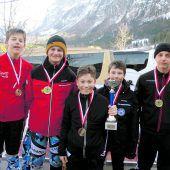 Ex-aequo-Sieg bei Vorarlberger Schülerinnen
