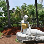 Statuen waren zu freizügig