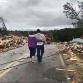 Tornado-Serie reißt Dutzende Menschen in den Tod