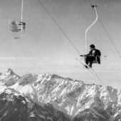 Wintertourismus in Vorarlberg im Zeitraffer