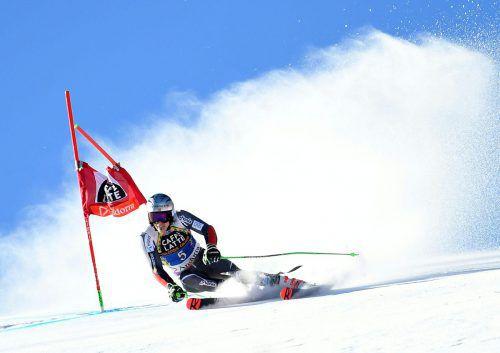 Die Weltcup-Saison für Henrik Kristoffersen ist zwar schon beendet, für das Hobby-Skirennen Lech schnallt er sich die Skier aber nochmals unter die Füße.APA