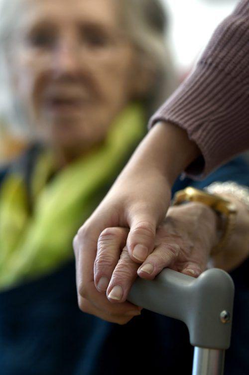 Bis 24. September muss derSozialausschuss im Nationalrat den Rechtsanspruch auf Pflegekarenz und -teilzeit beraten haben.APA