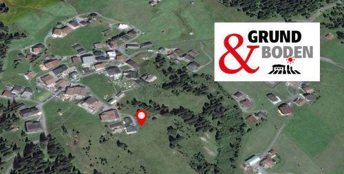 Dieses Grundstück in Oberlech wechselte für fünf Millionen Euro den Besitzer. Rekord-Quadratmeterpreis: 6605 Euro.Google Earth