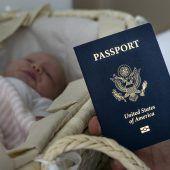 Zur Entbindung nach Florida: Geburtstourismus boomt