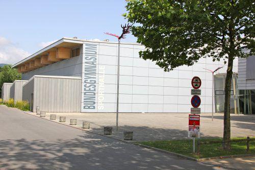 Ein Ort der Begierde: Das Bundesgymnasium Lustenau. VN/Maier