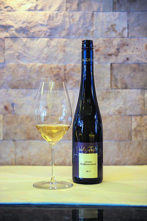 Ein Wein, der perfekt zu kräftig gewürzten Speisen passt.Beate Rhomberg